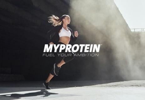 -60% sur une Sélection de Vêtements Myprotein