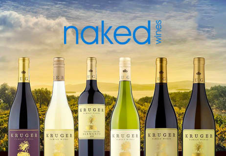 Naked Wines Vouchers & Offers - September - Groupon