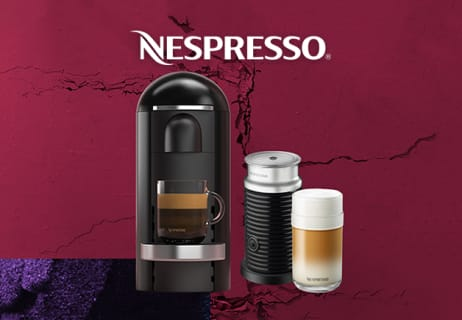 £1 Nespresso Machines with Subscription Plans at Nespresso