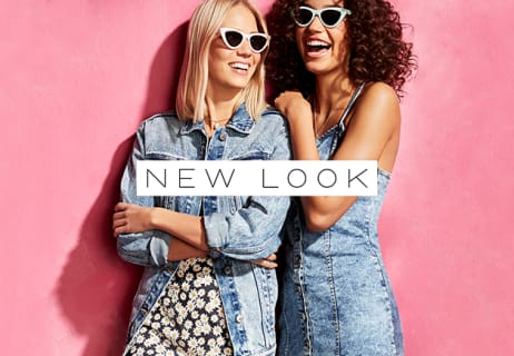 Find 60% Off in the Summer Season Sale at New Look