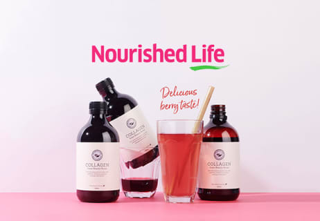 10% Off Next Order when you Join the Nourished Life Club at Nourished Life