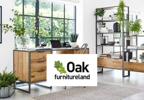 Oak Furniture Land Discount Codes Vouchers July Groupon