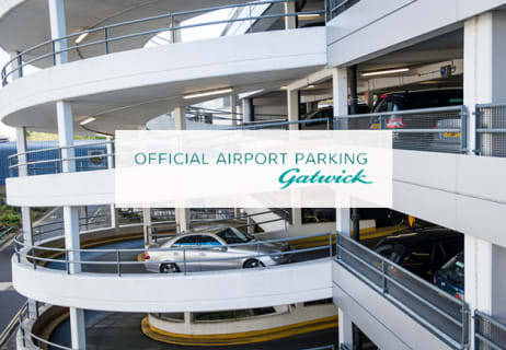 Enjoy an Extra 8% Off Bookings at Official Gatwick Parking