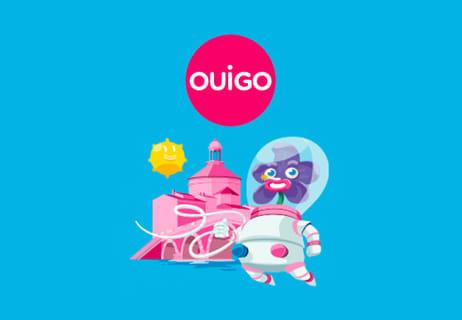 À partir de 48€ partez en Famille ! Et toujours 8€ Garantis pour les Enfants avec Ouigo