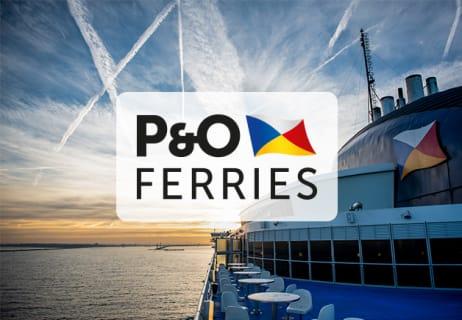 Gagnez un Bon d'essence de 35€ lorsque vous voyagez de Douvres à Calais avec P&O Ferries