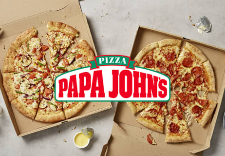 photo relating to Papa Johns Printable Menu named Papa Johns Vouchers Promo Codes - September - Groupon