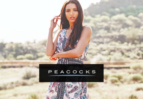 ee279225fee6a Peacocks Discount Codes & Voucher Codes - July - Groupon
