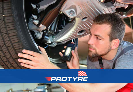 Save £7 on Online MOT's when Booking with Protyre
