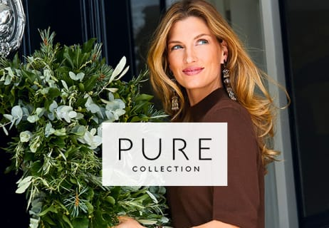 Enjoy 25% Off New In Orders at Pure Collection