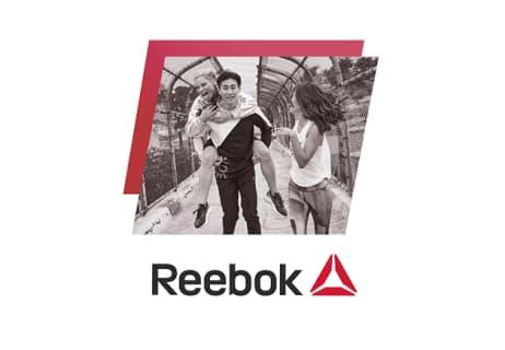 Reebok : jusqu'à 50% et code promo 25% en plus