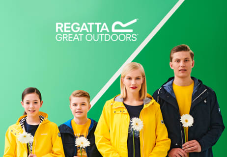 Find 40% Off Selected Orders at Regatta