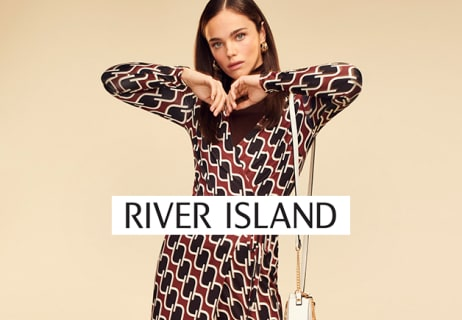 Save 60% Off Selected Footwear, Home and Accessories at River Island