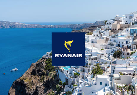 Summer Must - Fly from €14.99 at Ryanair
