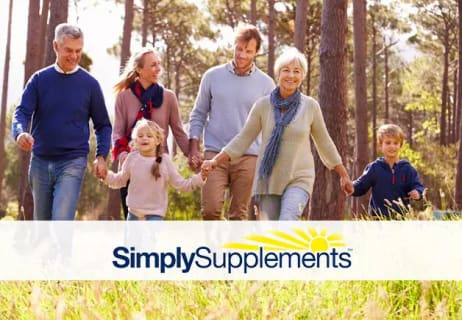 Get £2 Off Spends Over £17 at Simply Supplements