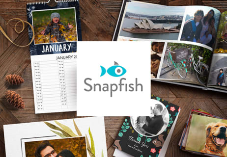 Don't Miss a £5 Discount When You Spend £20 at Snapfish