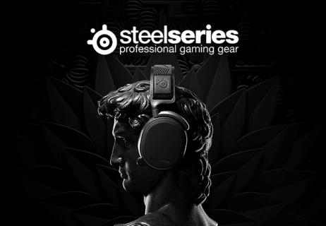 10% Rabatt auf den Warenwert bei SteelSeries