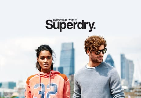 Shop Summer Arrivals at Superdry from £14.99