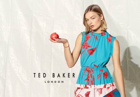 cfc21c20 Ted Baker Discount Codes. Put up to 50% Back in the Bank at Ted Baker