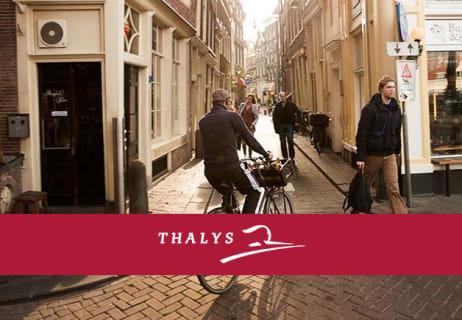 Votre voyage Bruxelles- Paris dès 19€ avec IZY chez Talys