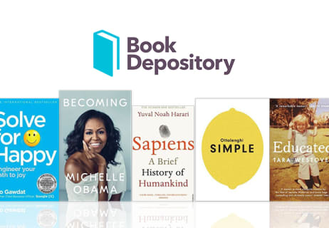 Bargain Shop - Get Up to 50% Off Plus Free Worldwide Delivery at The Book Depository