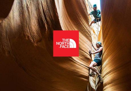 Inscrivez-vous à la Newsletter et gagnez 10€ de Remise dès 100€ d'Achats chez The North Face