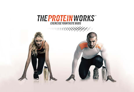 Get 40% Off Selected Orders at The Protein Works