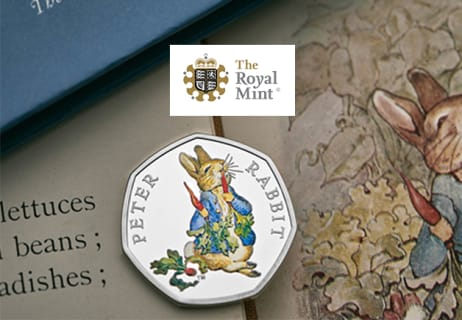 Receive 30% Off Peter Rabbit 2018 Brilliant Uncirculated Coin Orders at The Royal Mint