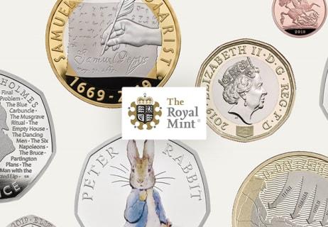 royal mint deals