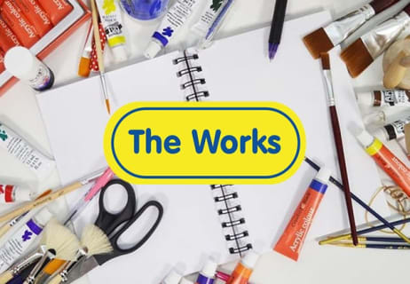 The Works: 20% Off Orders