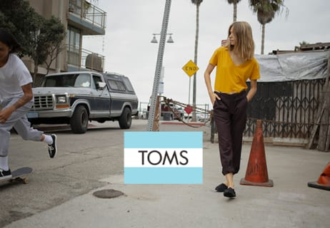 TOMS Mid-Season Sale - Save up to 40% on Orders