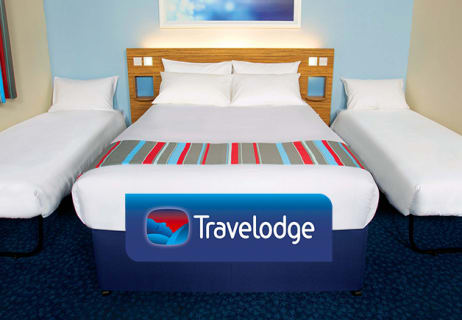 Be Sure to Save with 5% Off London Stays at Travelodge