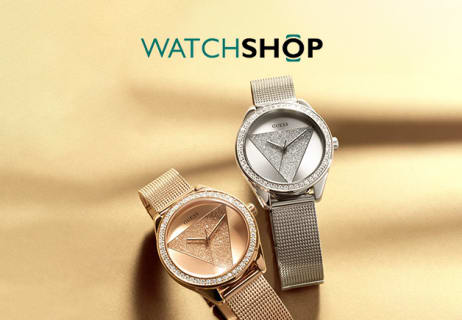 Save an Extra 10% on Selected Sale Orders at Watch Shop