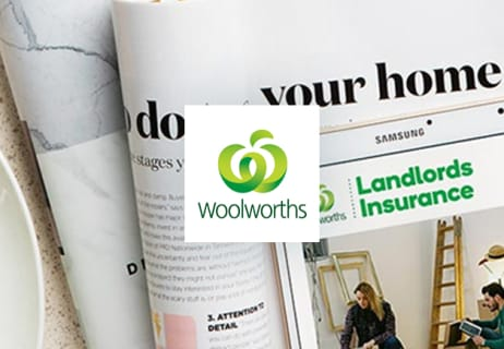 Up to 30% Off Selected Policies at Woolworths Home Insurance