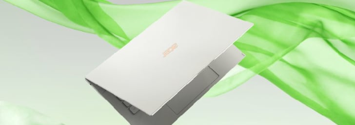Delivery is Free on Orders at Acer