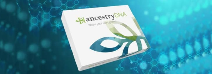 Black Friday/Cyber Weekend: AncestryDNA is Only $85 + FREE Shipping