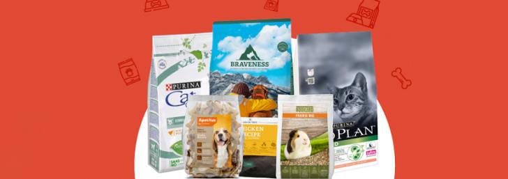-20% DTO. para compras periódicas en Animalear