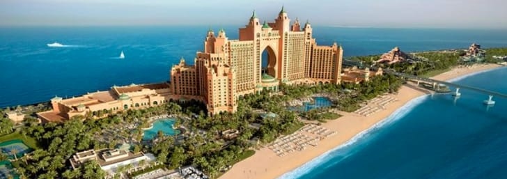 Save 15% on Pre-Bookings at Atlantis the Palm