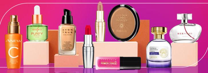 Sconti Avon fino al 30% sul Make Up!