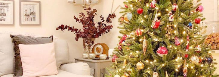 Limited Time - Up to 40% Off Artificial Christmas Trees Plus Free Delivery at Balsam Hill