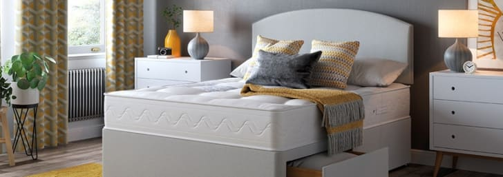 Save £25 on Orders Over £500 at Bensons for Beds