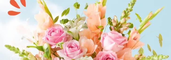 30% Rabatt - Blumenabo verschenken oder für dich selber bei Bloom & Wild