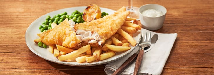 From Monday to Friday Enjoy 2 Mains for £8.99 at Brewers Fayre