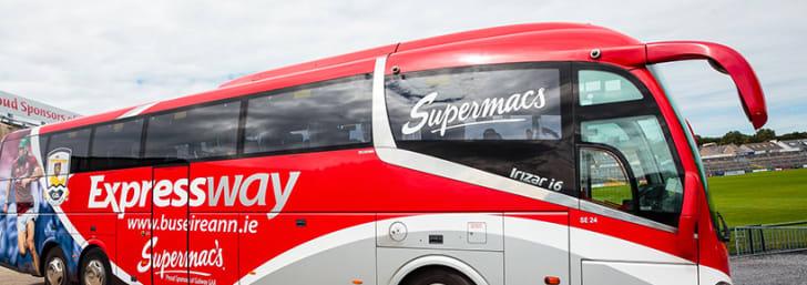 25% Off   Bus Éireann Promo Codes - December 2019