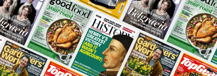 Save 50% on Selected Magazine Subscription Bundles at buysubscriptions.com