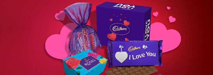 Save 15% on Selected Christmas Chocolate at Cadbury Gifts Direct