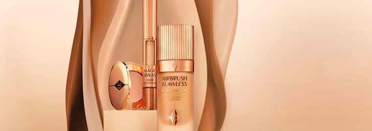 Save 40% on Selected Lines in the Black Friday Event at Charlotte Tilbury