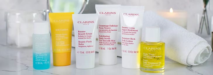 Sign up to Clarin's Newsletter and Save 10% Off First Orders at Clarins