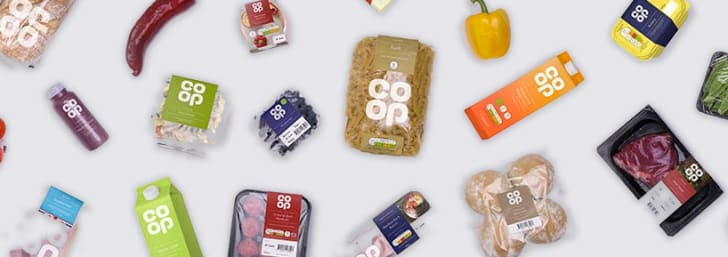 10% Off Online When you Spend £35 Plus Discover Delivery and Click & Collect at Co-op Food
