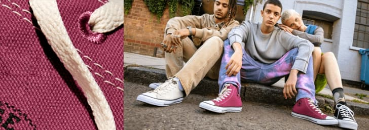 Enjoy 40% off Selected Winter Style Orders at Converse