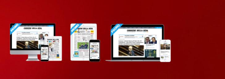 Abbonamento «la Lettura» Gratis per 1 settimana con Corriere Digitale!